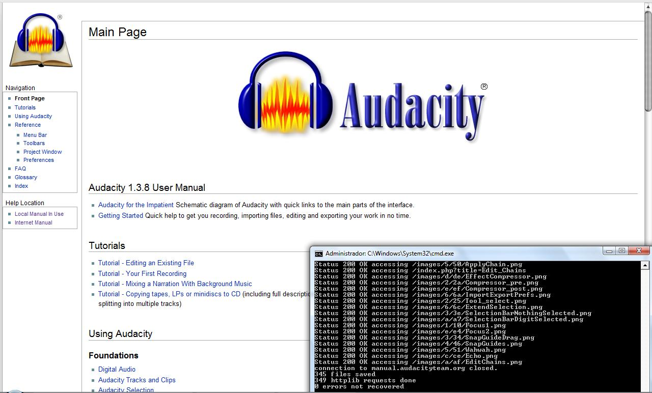 Audacity Review - It is free Software and Developed by Volunteers.