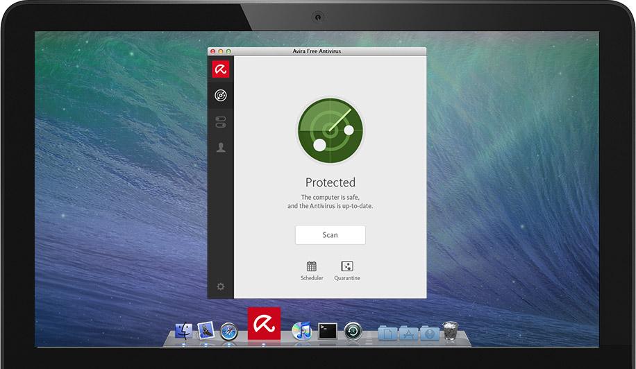 Avira AntiVirus For Mac 2021 Free Setup Download