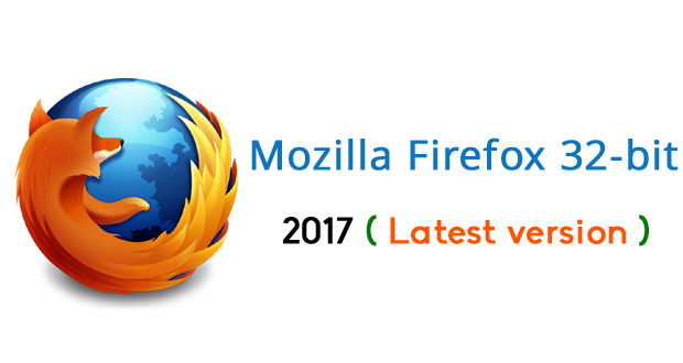 Firefox 32 Bit Free Download