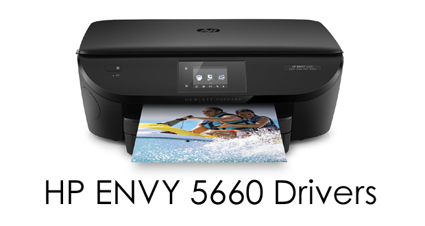 Hp envy 5660 driver download & install easily! Driver easy.