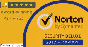 Norton Security Deluxe 2018