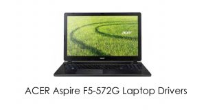 ACER Aspire F5‑572G Drivers