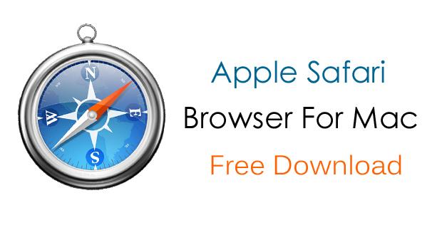 Apple Safari Download For Mac