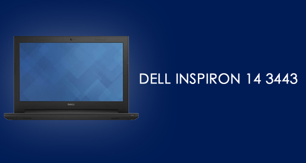 Dell Inspiron 14 3443 Laptop Drivers Download