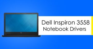 Dell Inspiron 3558 Drivers