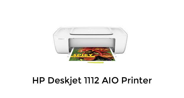 HP Deskjet 1112 Printer Driver Download