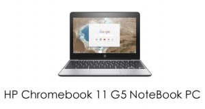 HP Chromebook 11 G5 Drivers