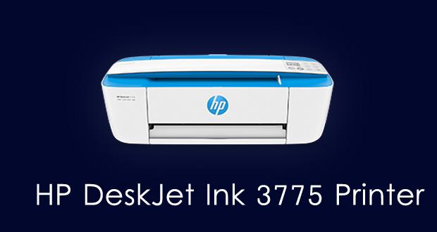 HP DeskJet Ink 3775 Printer Drivers Download