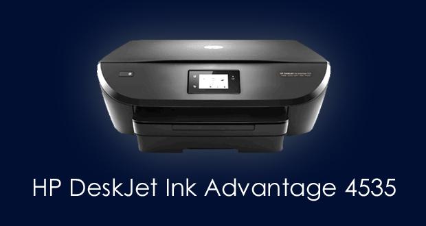 HP DeskJet Ink Advantage 4535 Printer Drivers Download
