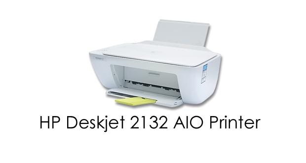 HP Deskjet 2132 Printer Drivers Download