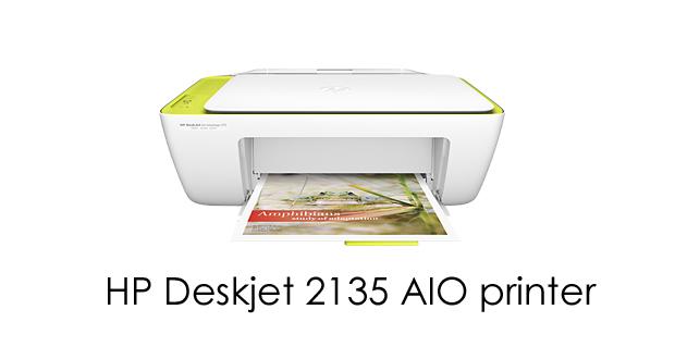 HP 2135 Printer Drivers Download