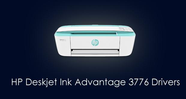 HP Deskjet Ink Advantage 3776 Printer Drivers Download