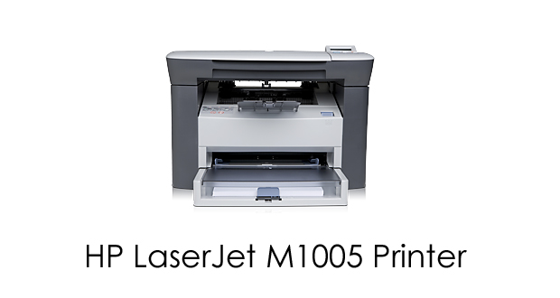 HP LaserJet M1005 Printer Drivers Download