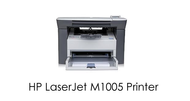 HP LaserJet M1005 Printer Drivers Download