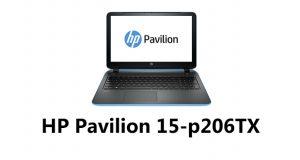 HP Pavilion 15-p206TX