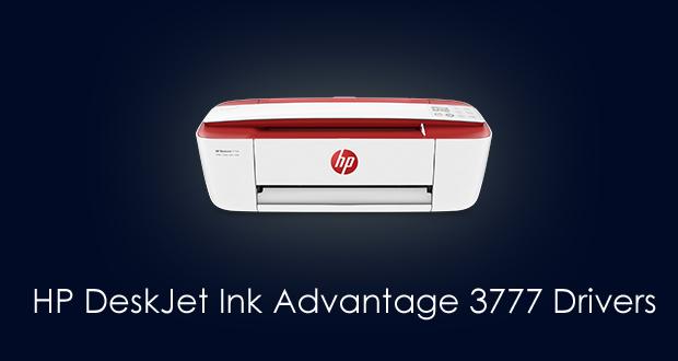 HP DeskJet Ink Advantage 3777 Printer Drivers Download