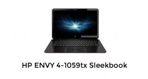 Hp Envy 4-1059TX