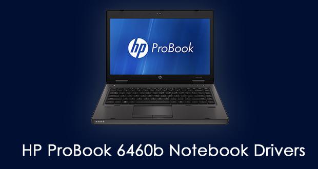 HP ProBook 6460b Notebook Drivers Download