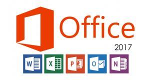 Microsoft Office 2017