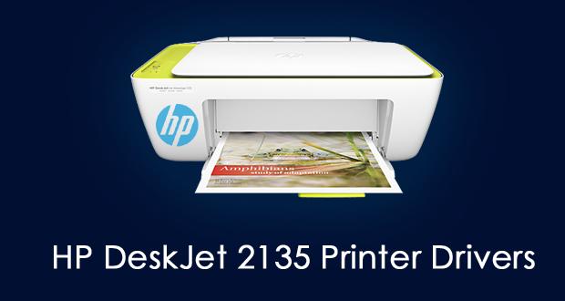 HP DeskJet 2135 Printer Drivers Download