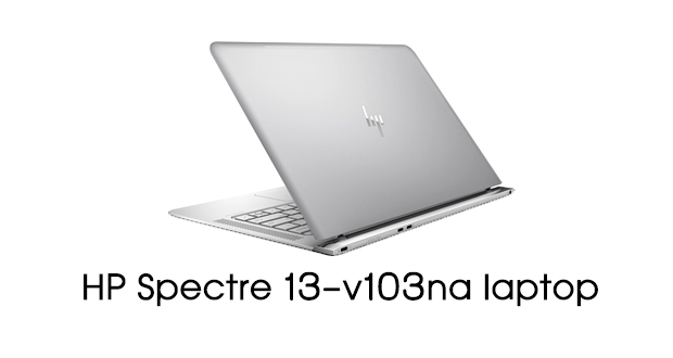 HP Spectre 13-v103na Laptop Drivers Download