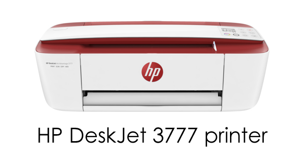 HP DeskJet 3777 Printer Drivers Download