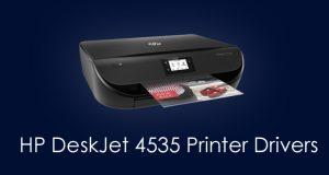 HP DeskJet 4535 Printer,HP DeskJet 4535 Printer drivers