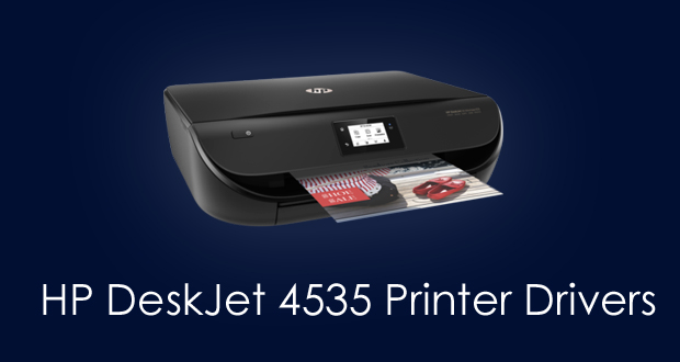 HP DeskJet 4535 Printer Drivers Download