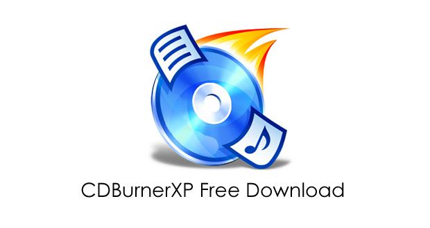 Download CDBurnerXP Free Updated