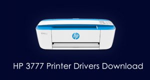 HP 3777 Printer Drivers