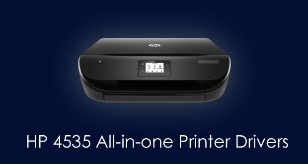 HP 4535 Printer Drivers Download For Windows 10