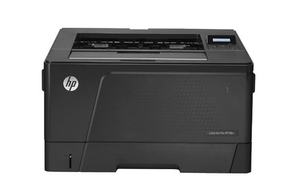 HP LaserJet Pro M706n Drivers Download