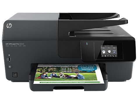 HP 6830 Printer Driver Download