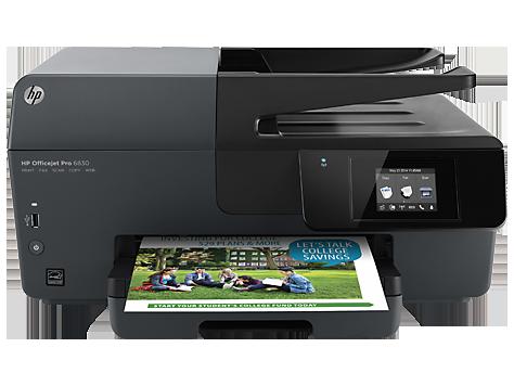HP 6830 Printer Driver