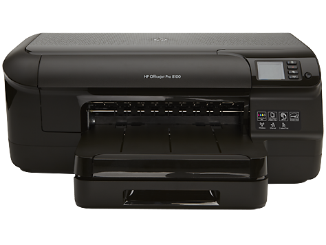 HP Officejet Pro 8100 Printer Drivers Download