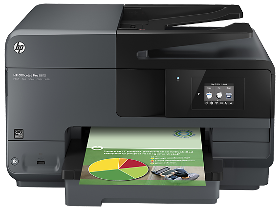 HP Officejet Pro 8610 Drivers
