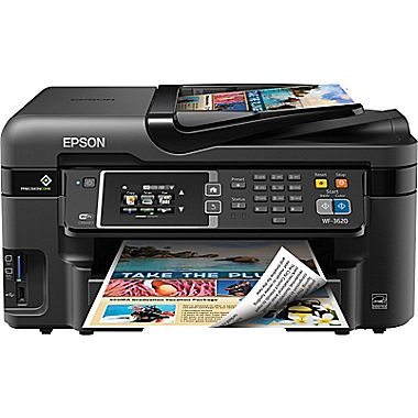 Epson WF-3620 Driver Download