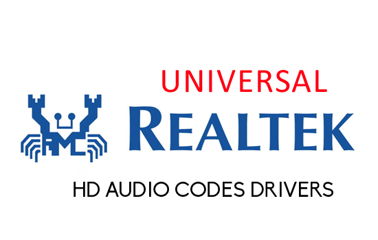 Universal Realtek High Definition Audio Download
