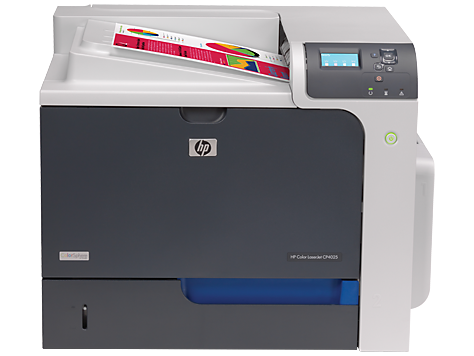 Hp Laserjet CP4025dn Printer Driver