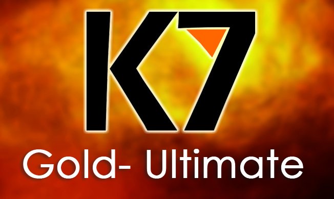 K7 Ultimate Security Gold Software
