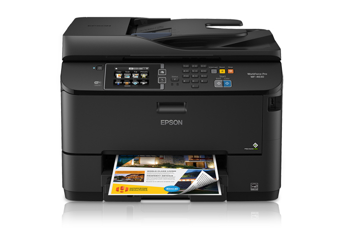 Epson WF-4630 Driver Download