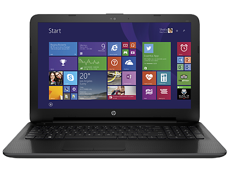 HP 250 G4 Notebook PC Latest Drivers Download