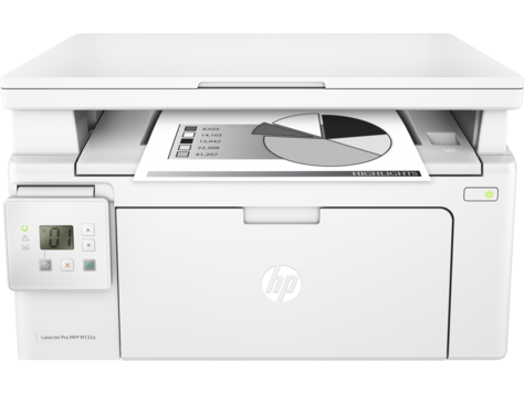 HP LaserJet Pro MFP M132a Drivers Download