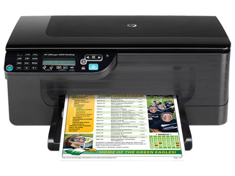 HP Officejet 4500 Driver Download