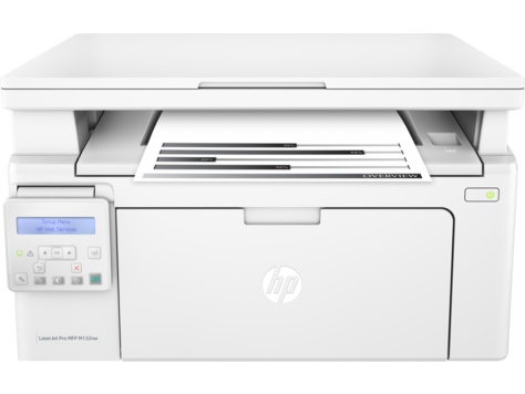 HP Laserjet Pro MFP M132nw Driver Download