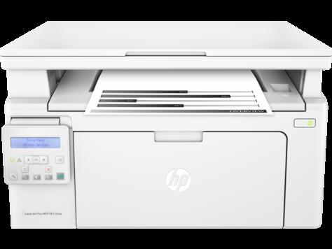 HP Laserjet Pro MFP M132nw Driver Download