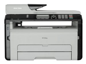 Ricoh SP 212Nw Driver