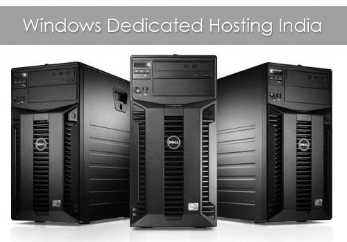 Windows Dedicated Hosting India At Best Price