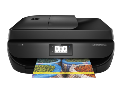 HP OfficeJet 4650 Drivers
