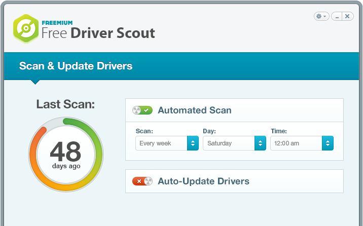 Free Driver Scout Driver Updater Download